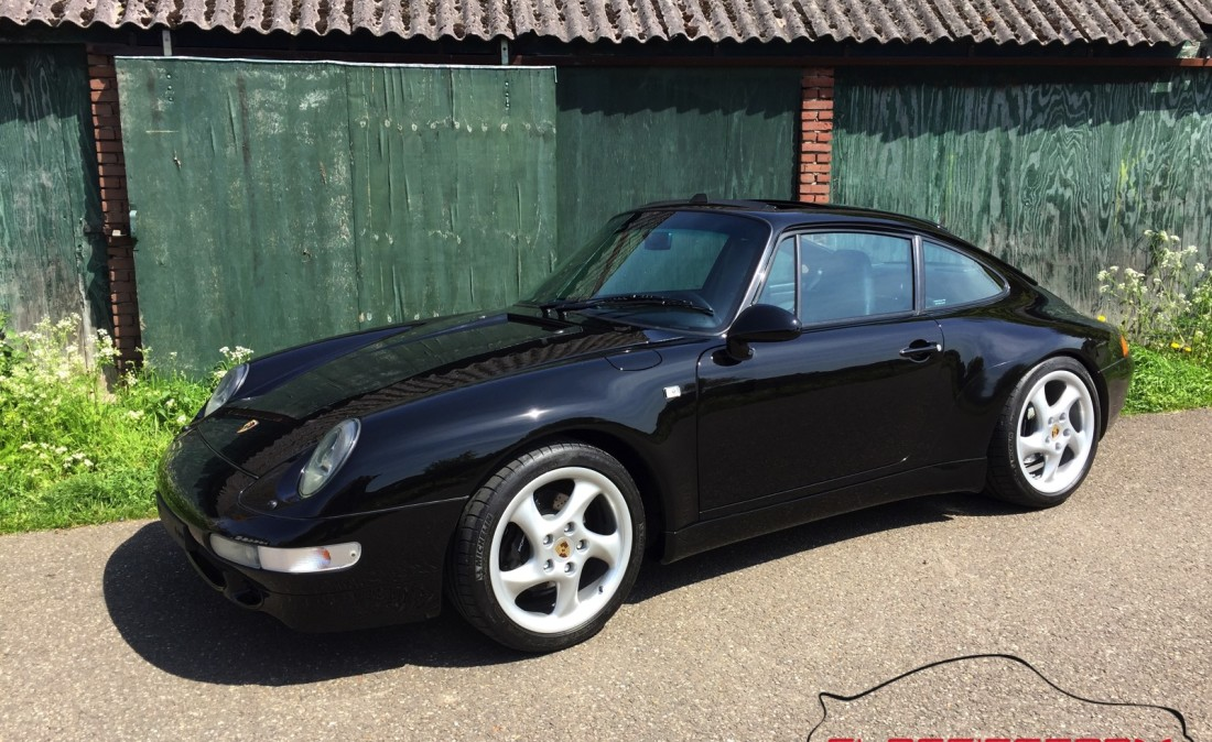 Porsche 993 Carrera 2 Coupe 94 Classics Farm
