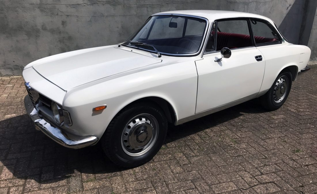 Alfa Romeo GT 1300 Junior 1967-1