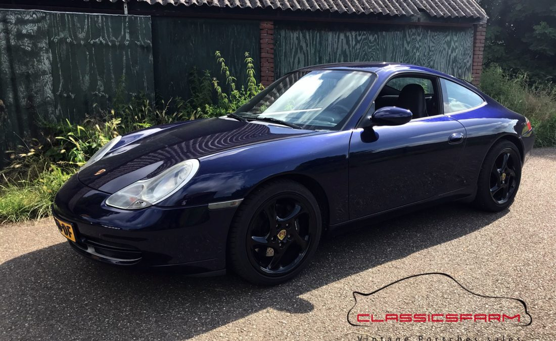 Porsche 996 Carrera 2 Coupe 2001-4