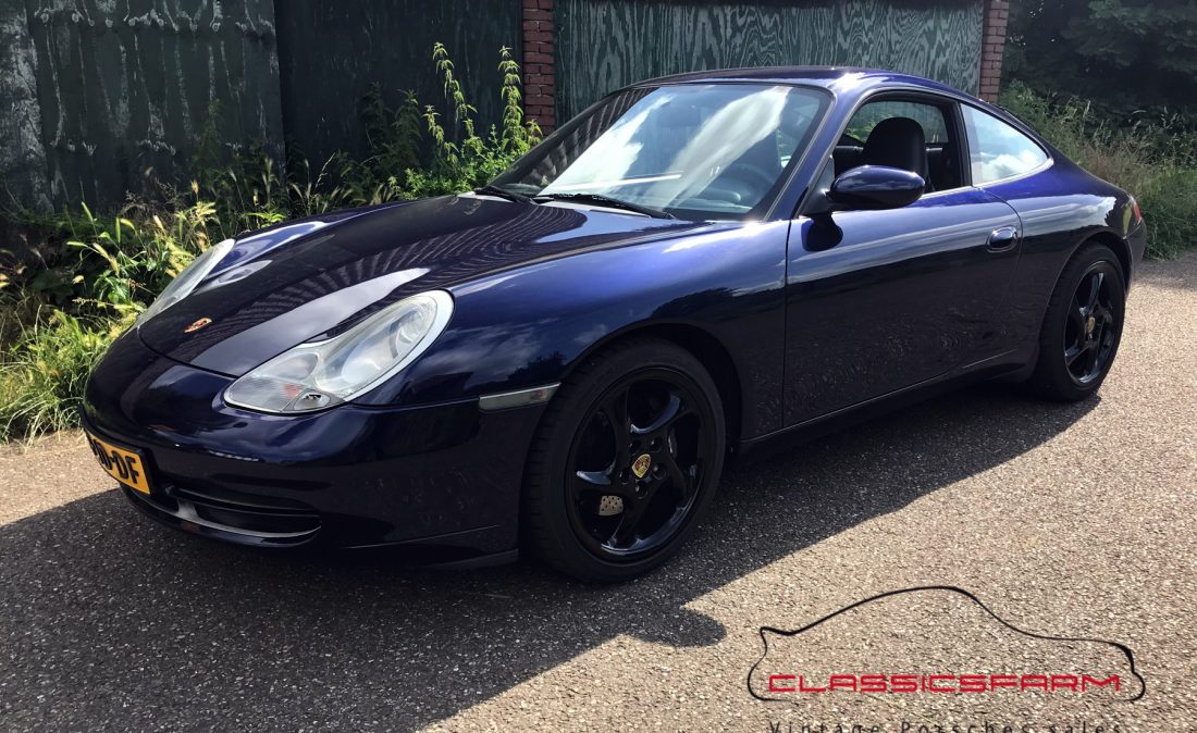 Porsche 996 Carrera 2 Coupe 2001-5